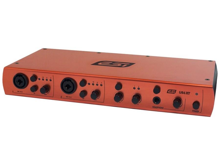 Esi U86 XT Profesyonel Ses Kartı