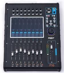 Fest Audio - Fest Audio - F16 16 Kanal Dijital Mikser