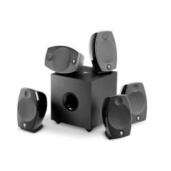 Focal - Focal SIB EVO 5.1 Ses Sistemi Siyah