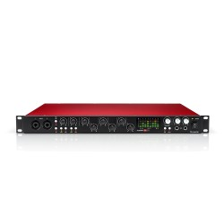 Focusrite - Focusrite Scarlett 18i20 MK2 18-giriş / 20-çıkış 24-bit/192kHz USB 2.0 ses kartı