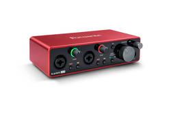 Focusrite - Focusrite Scarlett 2i2 Gen3 USB Ses Kartı