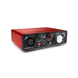 Focusrite Scarlett Solo MK2 USB 2.0 Ses Kartı - Thumbnail