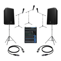 InfoMusic Ses Paketleri - Electro-Voice Full Canlı Muzik Paketi