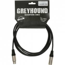 GreyHound - GreyHound GRG1FM10.0 Klotz 10 Metre XLR - XLR Mikrofon Kablosu