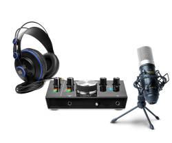 InfoMusic Ses Paketleri - Home Studio Kayıt Paketi