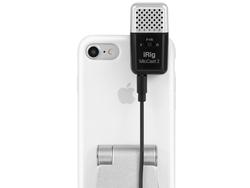 IK Multimedia - IK Multimedia iRig Mic Cast 2 Mobil Kayıt / Yayın Mikrofonu