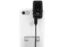 IK Multimedia - IK Multimedia iRig Mic Cast HD Mobil Kayıt / Yayın Mikrofonu