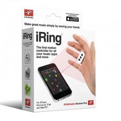 IK Multimedia - IK Multimedia iRing (Yeşil-Gri-Beyaz)