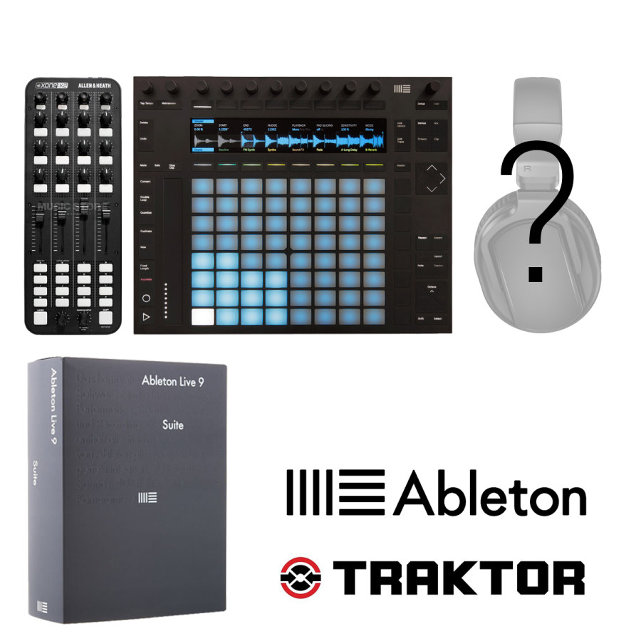 InfoMusic Ableton Live & Traktor Link Pro Paket