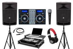 InfoMusic Paket Sistemler - InfoMusic DJ Etkinlik ve Organizasyon Paketi