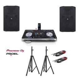 InfoMusic Ses Paketleri - InfoMusic Etkinlik ve Organizasyon Pro Paket