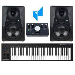 InfoMusic Stüdyo Paketleri - InfoMusic Gold Prodüksyon Paketi