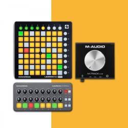 InfoMusic Stüdyo Paketleri - InfoMusic LaunchPack (Canlı Performans Paketi)