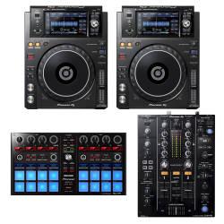 Pioneer DJ - InfoMusic Pioneer XDJ 1000 MK2 Peformans Setup