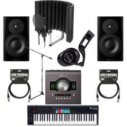 InfoMusic Ses Paketleri - InfoMusic Premium Stüdyo Paketi (Dynaudio & Universal Audio)