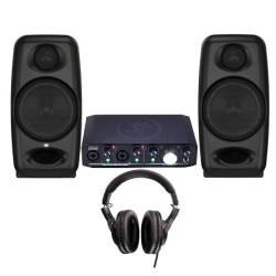 InfoMusic Stüdyo Paketleri - InfoMusic Yakın Dinleme Referans Sistem (Küçük alanlar için en ideal çözüm)
