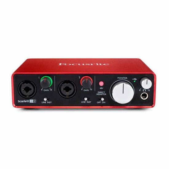 InfoMusic Vokal ve Enstrüman Kayıt Paketi (X1-A + Rode NT1-Kit + Focusrite 2i2 Ses Kartı)