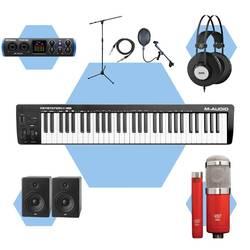 InfoMusic Stüdyo Paketleri - İnfoMusicShop Profesyonel Ev Stüdyo Paketi