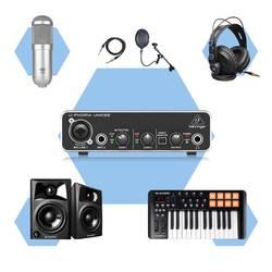 InfoMusic Stüdyo Paketleri - İnfoMusicShop Mini Ev Stüdyosu & Beat Maker Paketi