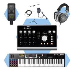 - İnfoMusicShop Platinum Producer Paketi