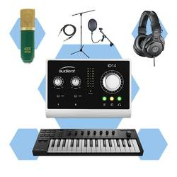 InfoMusic Stüdyo Paketleri - İnfoMusicShop Premium Producer Paketi