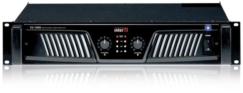 inter-M V2 1000 Power Amfi