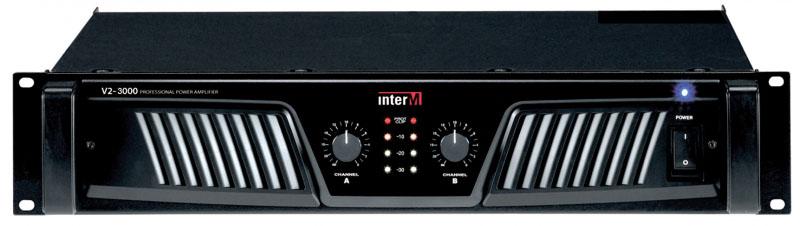 inter-M V2-3000 Power Amfi