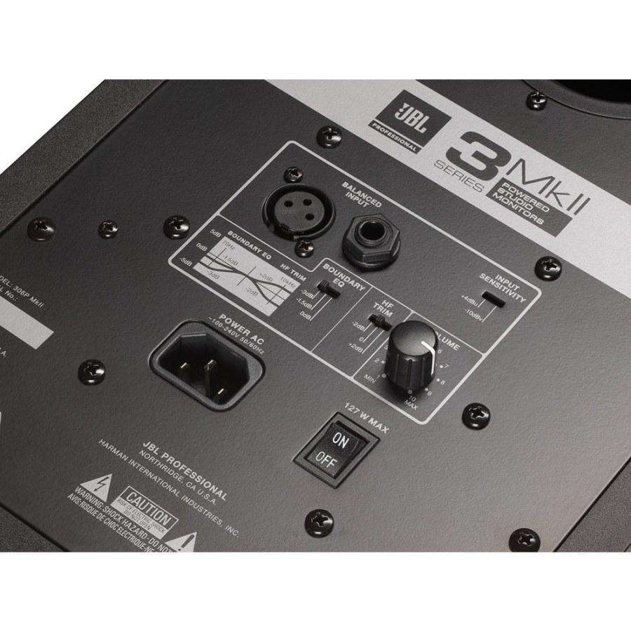 JBL 305P MKII Aktif Stüdyo Referans Monitörü (TEK)