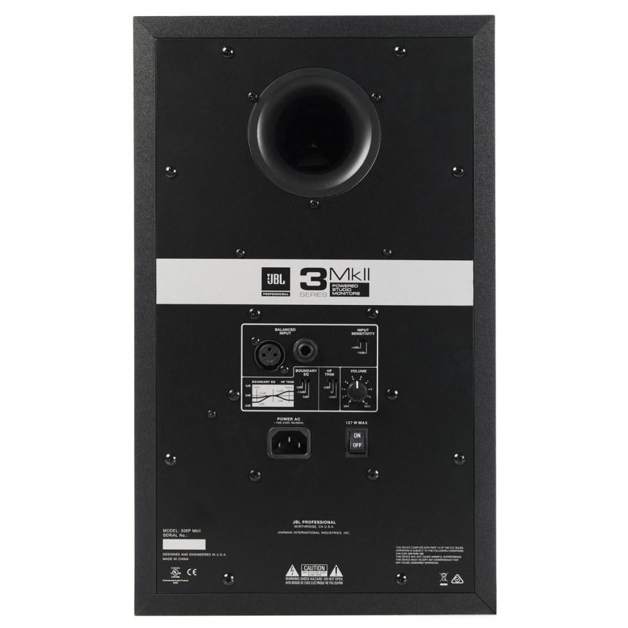JBL - 308P MKII Aktif Stüdyo Referans Monitörü