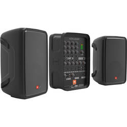 JBL - JBL EON208P Portatif Ses Sistemi
