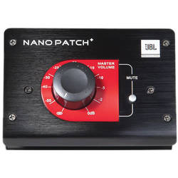 JBL - JBL NPATCH BLK 2 Kanal Pasif Monitör Controller