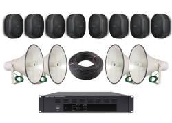 InfoMusic Ses Paketleri - Kaliteli Cami Ses Sistemi