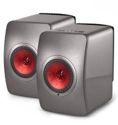 KEF - KEF LS50 Kablosuz Hi-fi Hoparlör Seti
