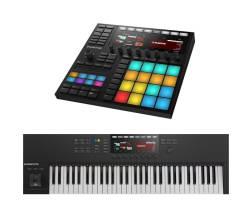 InfoMusic Stüdyo Paketleri - Komplete Stüdyo Ses Bankası Paketi S61 MK2 / Maschine MK3