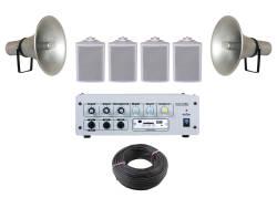 InfoMusic Ses Paketleri - Küçük Cami Ses Sistemi