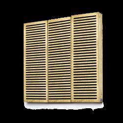 Lava Akustik - Lava Akustik Flat Wood Max Akustik Panel