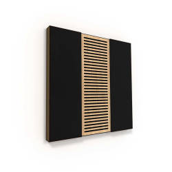Lava Akustik - Lava Akustik Flat Wood Pro 60 Akustik Panel