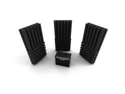 Lava Akustik - Lava Akustik Gitar Amfisi Akustik Panel Premium 6'lı Paket