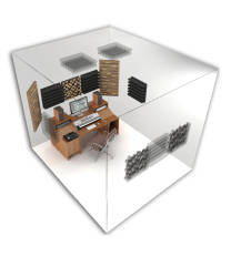 Lava Akustik - Lava Akustik Mix & Mastering Akustik Panel Pro 14'lü Paket