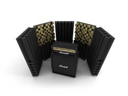 Lava Akustik - Lava Akustik Vokal Kayıt Akustik Panel Pro 10'lu Paket