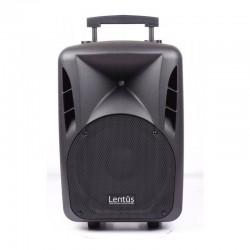 Lentus - Lentus LNT-P-12 El ve Yaka Mikrofonlu Taşınabilir Hoparlör
