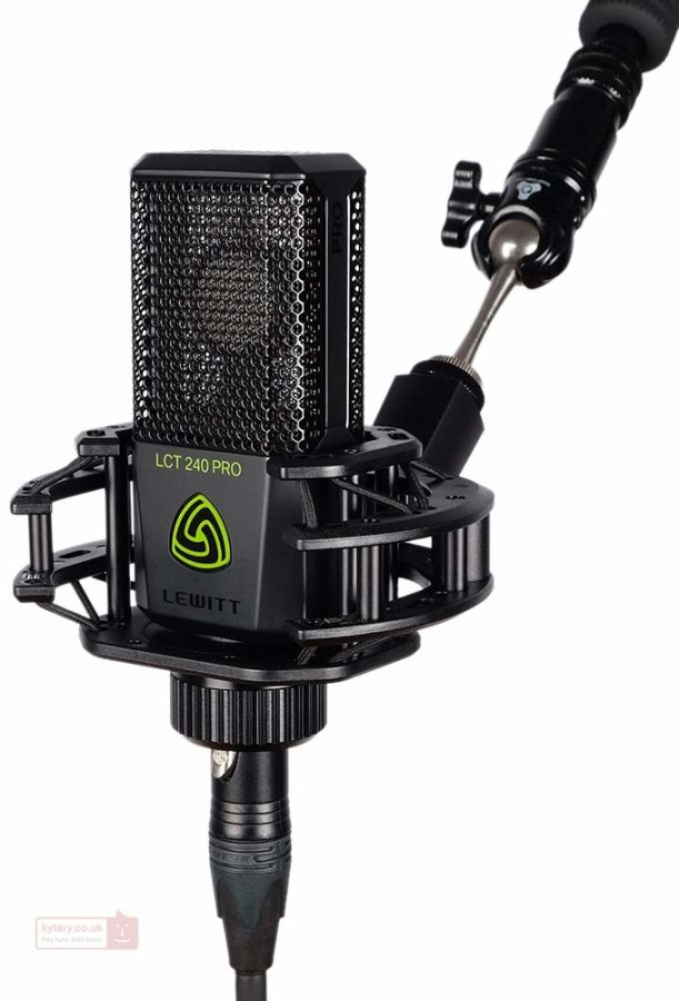 Lewitt LCT 240 Pro Kondenser Stüdyo Mikrofonu