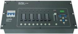 Lite-Puter - Lite-Puter Ax-805 8 Kanal Dimmerli Mixer