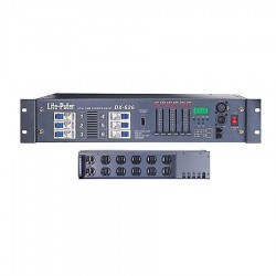 Lite-Puter - Lite-Puter Dx-626 Dimmer Pack