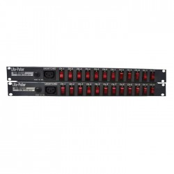 Lite-Puter - Lite-Puter Ps-1215 12 Kanal Switch Box