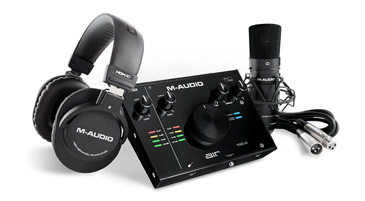 M-Audio AIR 192   4 Vocal Studio Pro Paketi