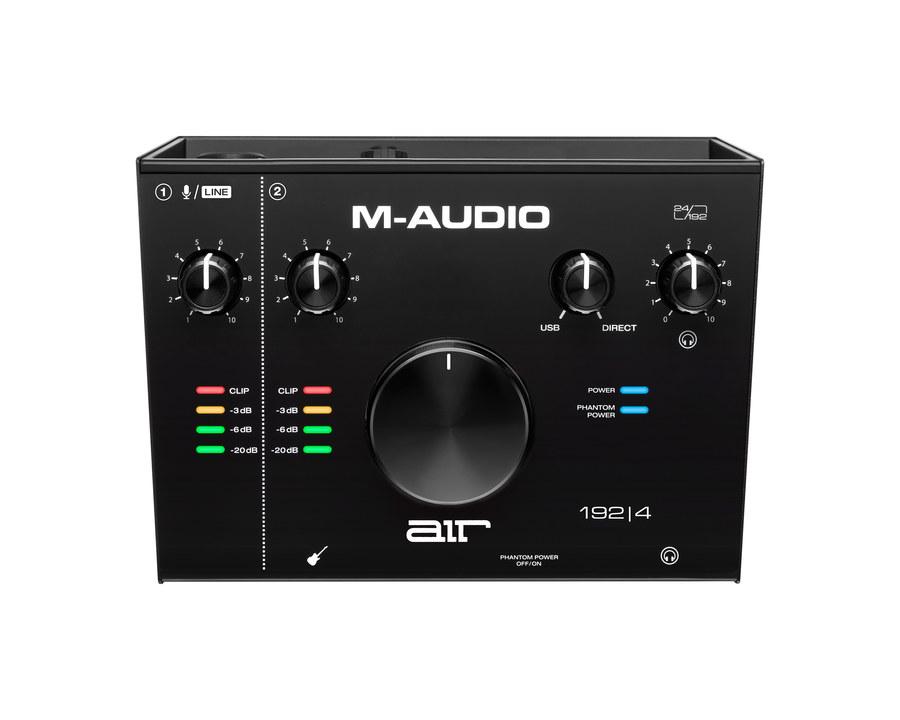 M-Audio AIR 192 | 4 Vocal Studio Pro Paketi
