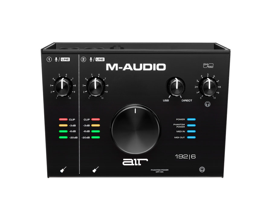 M-Audio AIR 192 | 6 Ses Kartı