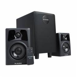 M-Audio - M-Audio AV-32.1 2+1 Ses istemi