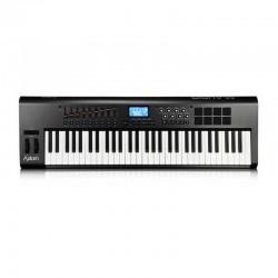 M-Audio - M-Audio Axiom 61 MK II, 61 tuş USB MIDI controller klavye